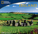 Ireland National Geographic 2013 Wall Calendar